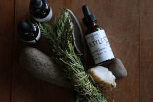 Stinging Nettle Fresh Plant Tincture 100% profits Donated to NDN Collective