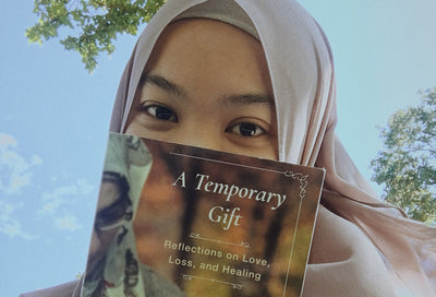 Book Review: A Temporary Gift by Asmaa Hussein