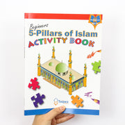 Beginners 5-Pillars of Islam Activity Book
