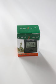 Al Fajr  Table Clock