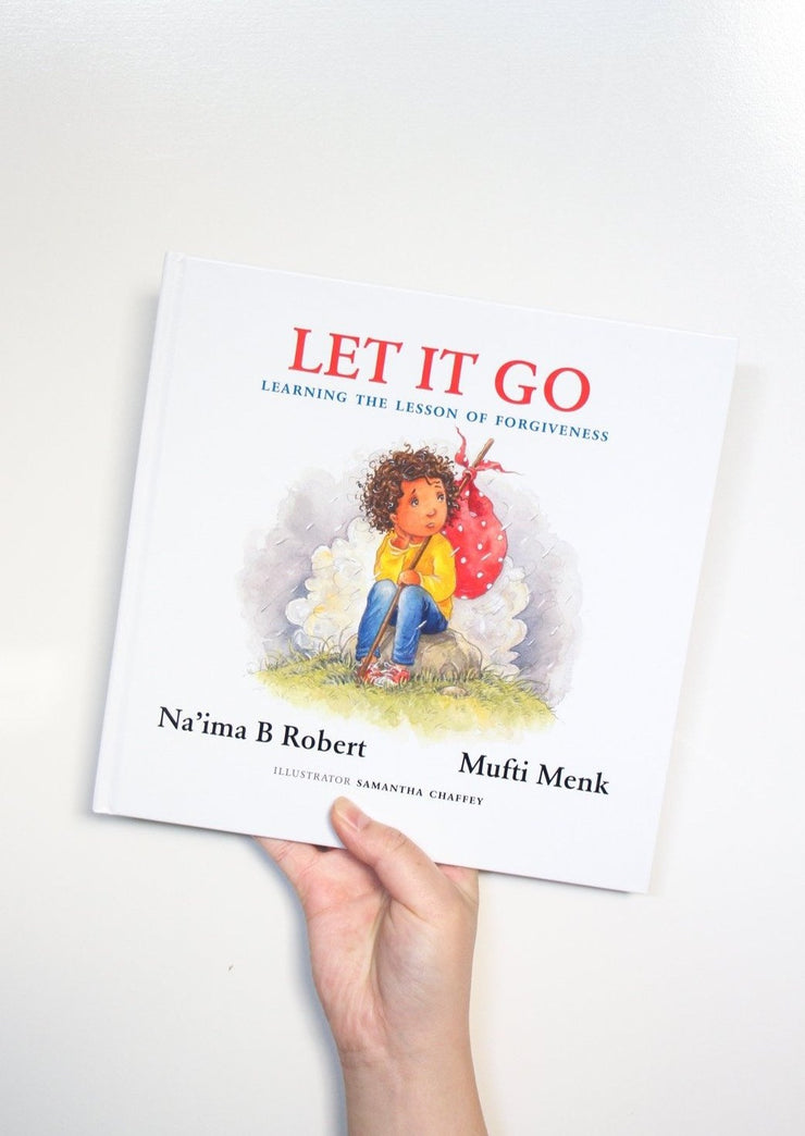 Let It Go by Naima B Robert & Mufti Menk