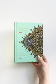 The Noble Quran with Word by Word Translation- A5 Size (Regular)