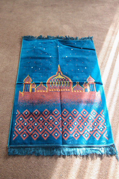 Prayer Mat - Medium (68x108) Night Sky