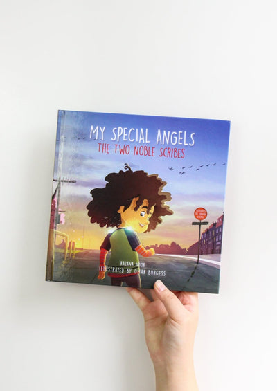 My Special Angels - The Two Noble Scribes by Razana Noor & Omar Burgess