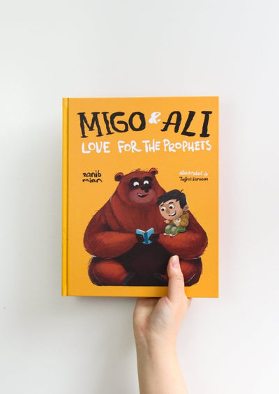 Migo and Ali: Love for the Prophets & Illustrated by Tugrul Karacan