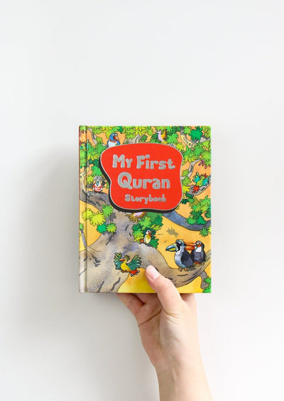 My First Quran ( Story Book )