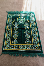 Prayer Mat - Medium (68x108) Floral / Patterned