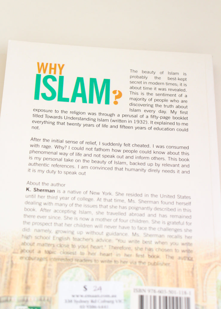 Why Islam? by K. Sherman