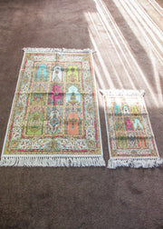 Mother & Daughter Prayer Mat Set