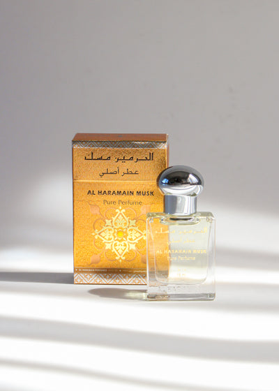 Unisex Musk Roll On Attar