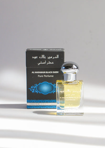 Mens Black Oudh Roll On Attar