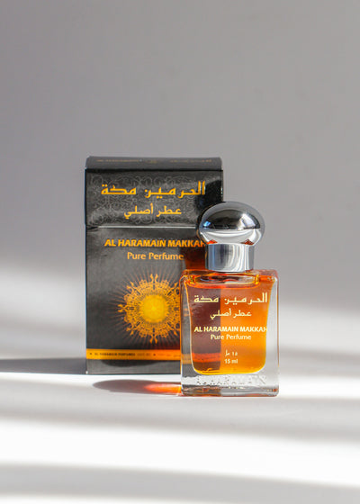 Unisex Makkah Roll On Attar