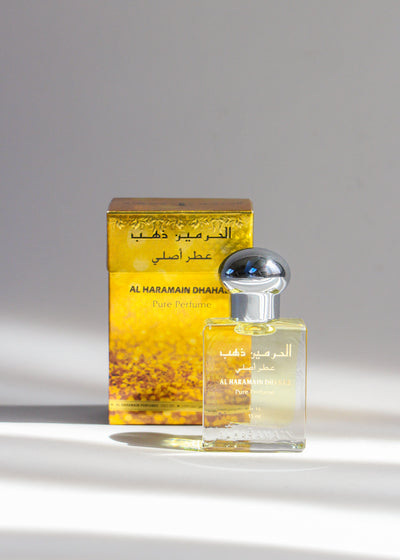 Unisex Dhahab Roll On Attar