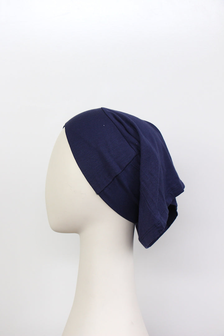 Scarf Liner - Cross Front Open Back