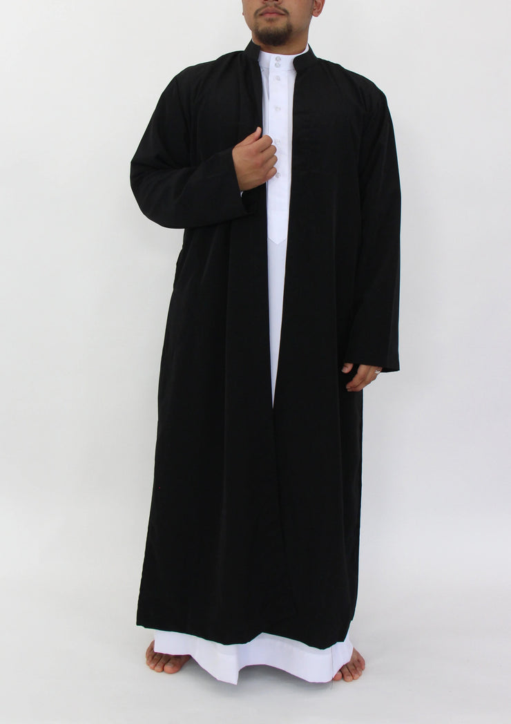 Mens Outer Garment - Black