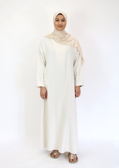 Breeze Linen Dress