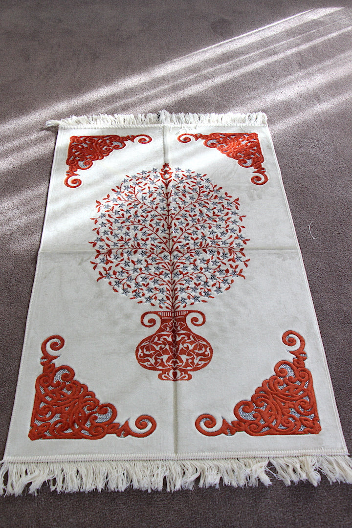 Kadife Prayer Mat- Medium 68x108