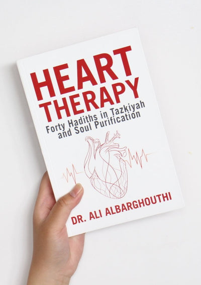 Heart Therapy by Ali Albarghouthi
