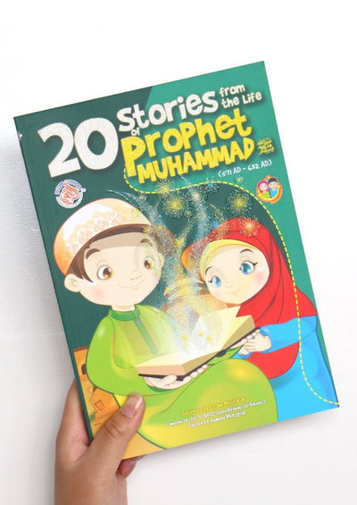 20 Stories from the Life of Prophet Muhammad (PBUH)