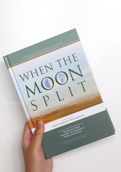 When the Moon Split