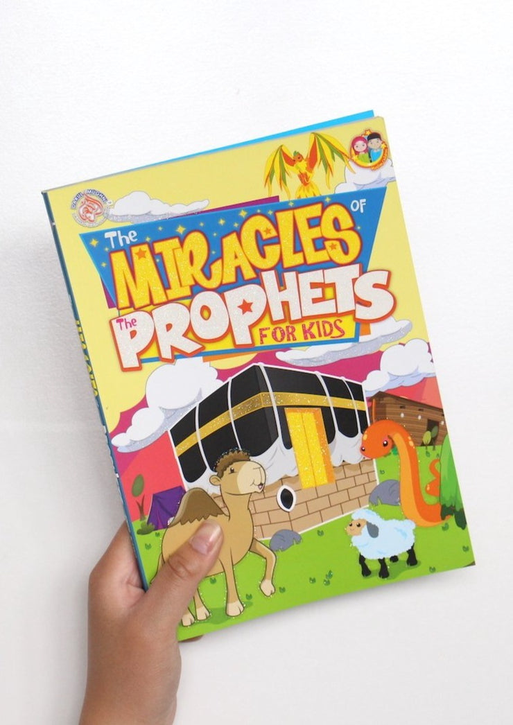 The Miracles of Prophets for Kids