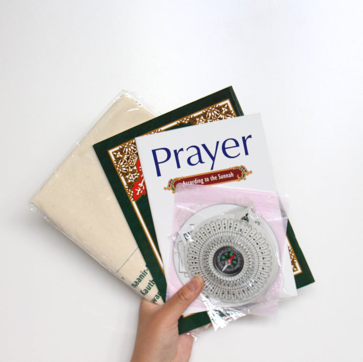 Prayer Kit - New Muslim