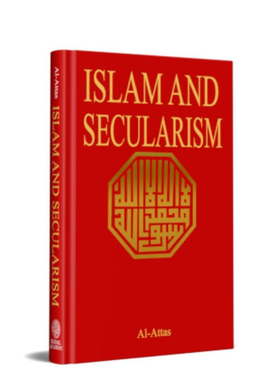 Islam And Secularism by Al-Attas (Discount due to damage)