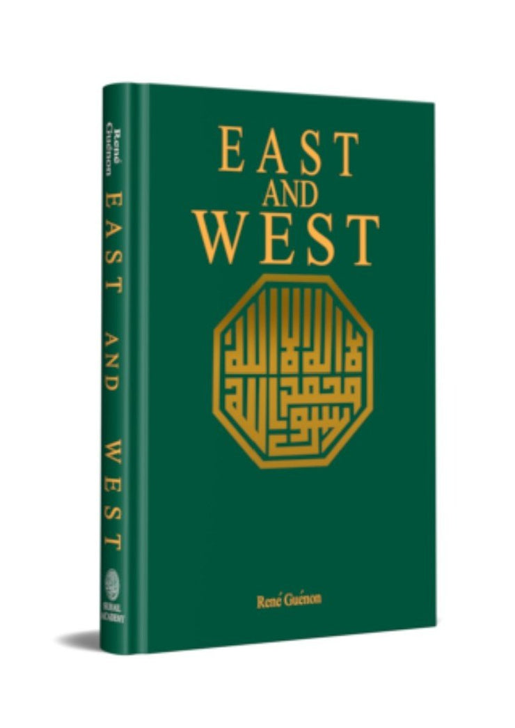 East And West by Rene Guenon (Discount due to damage)