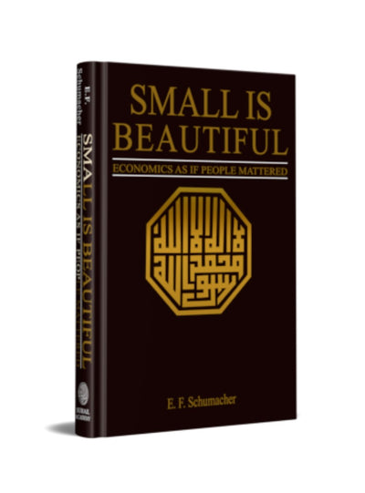 Small is Beautiful by E. F. Schumacher (Discount due to slight damage)