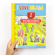 I Love Islam 2 Worksheet