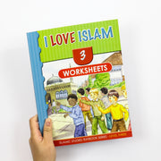 I love Islam 3 Worksheet
