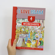I Love Islam 4 Worksheet