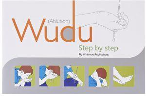 Wudu (Ablution) Step by Step
