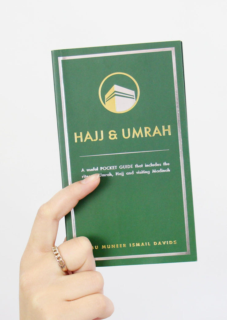 Hajj & Umrah Pocket Guide