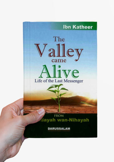 The Valley Came Alive – Life of the Last Messenger