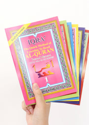 IQRA (Set of 6) - The Quick Method of Learning to Read the Al-Quran