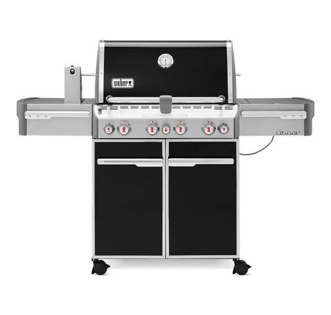 Weber Summit E470 Natural Gas Barbecue