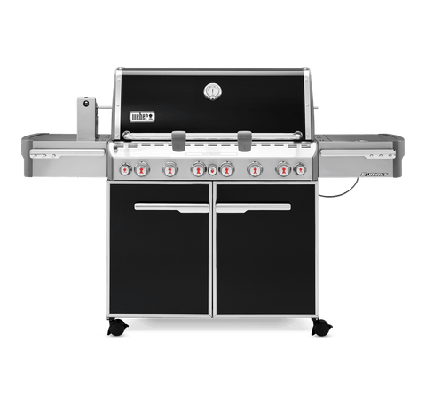 Weber Summit E670 Natural Gas Barbecue