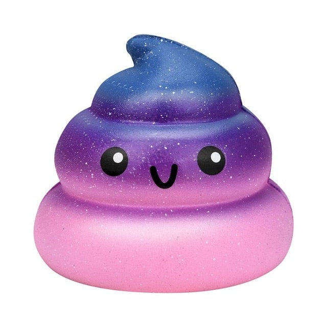 Super Squishy Galaxy Poo