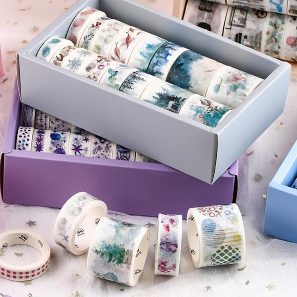 Kawaii Washi Tape Creative Designs