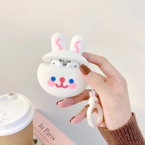 Bunny & Carrot AirPods Case