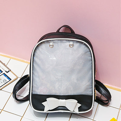 Ita Backpack With a Bow