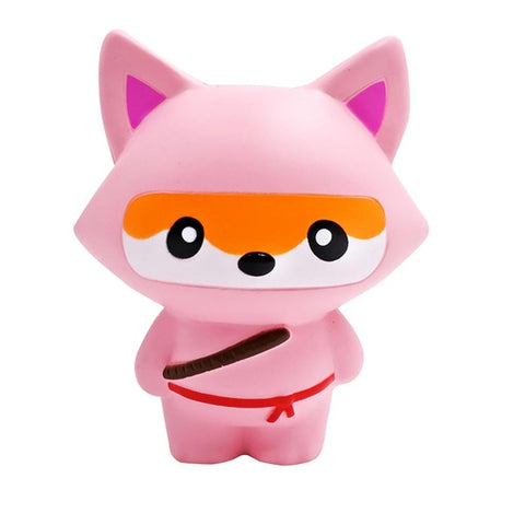 Cute Fox Ninja Squishy