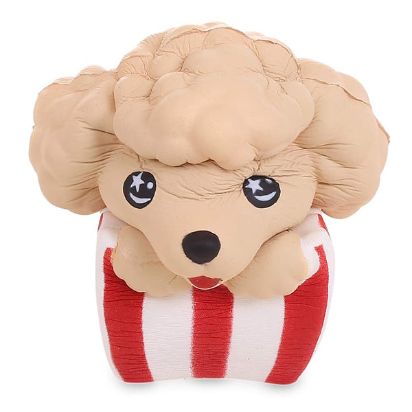 Cute Popcorn Dog Squishie Slow Rising
