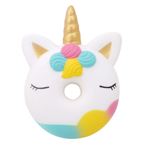 Super Squishy Unicorn Donut