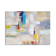 Abstract Oil Painting Canvas Wall