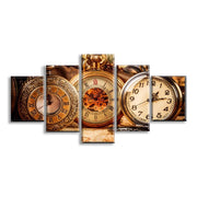 5 Pieces/set Live Clocks