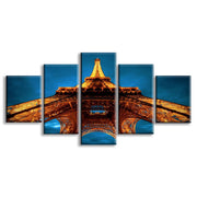 Eiffel Tower Scenic View