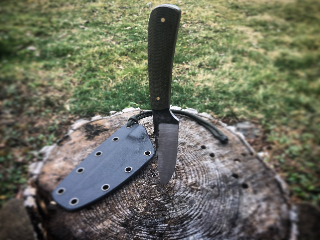 Forged Edc Knife