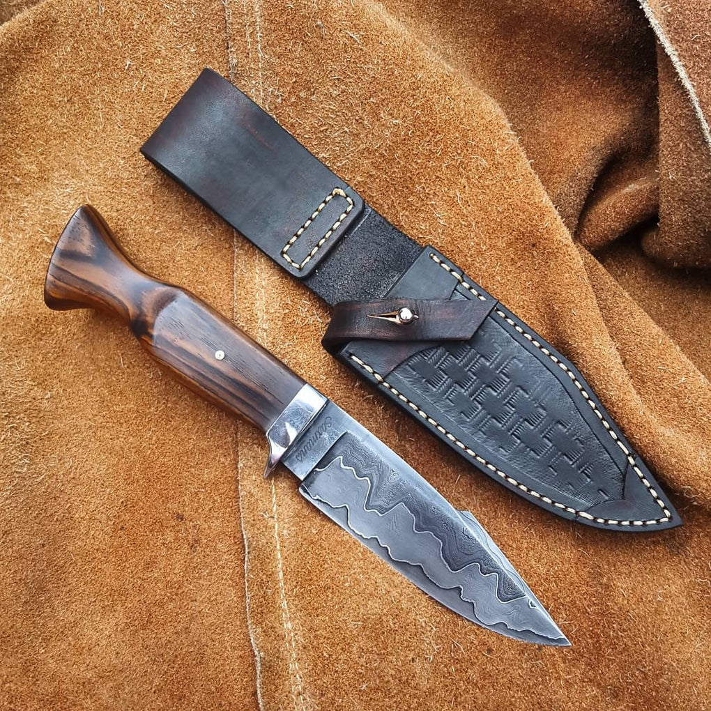 Gomai Damascus Harpoon Hunter